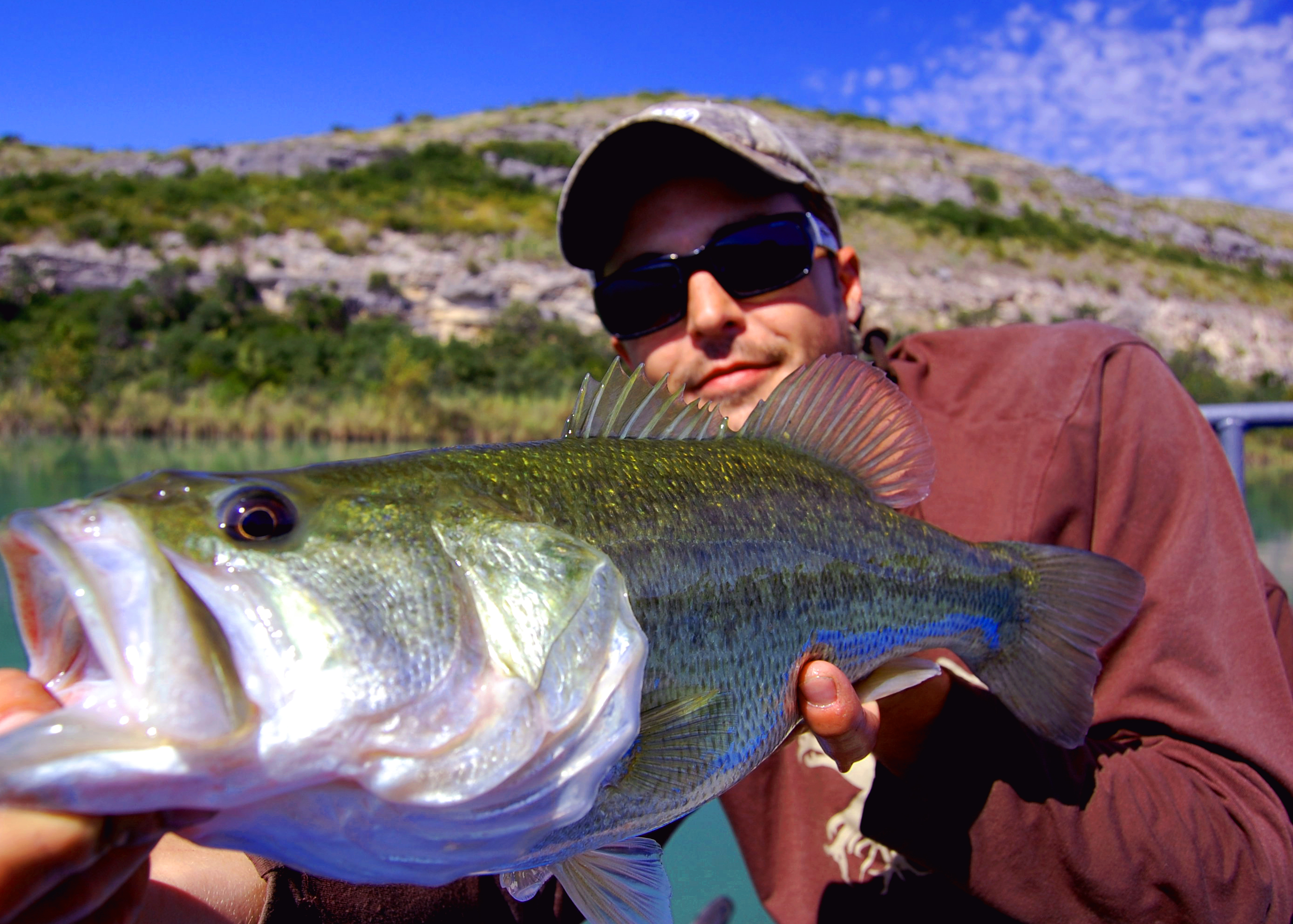 Fly fishing guide report archives i for Bass fishing texas