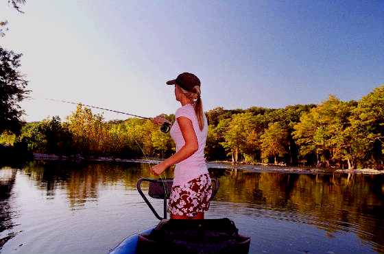 Guadalupe fly fishing guide fly fishing texas for Fly fishing austin texas