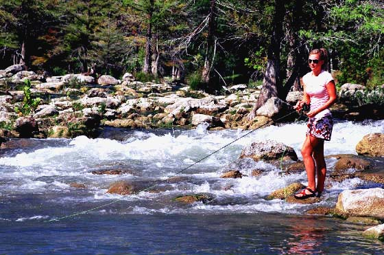 Fly Fishing Classes Lessons Instruction Austin San Antonio